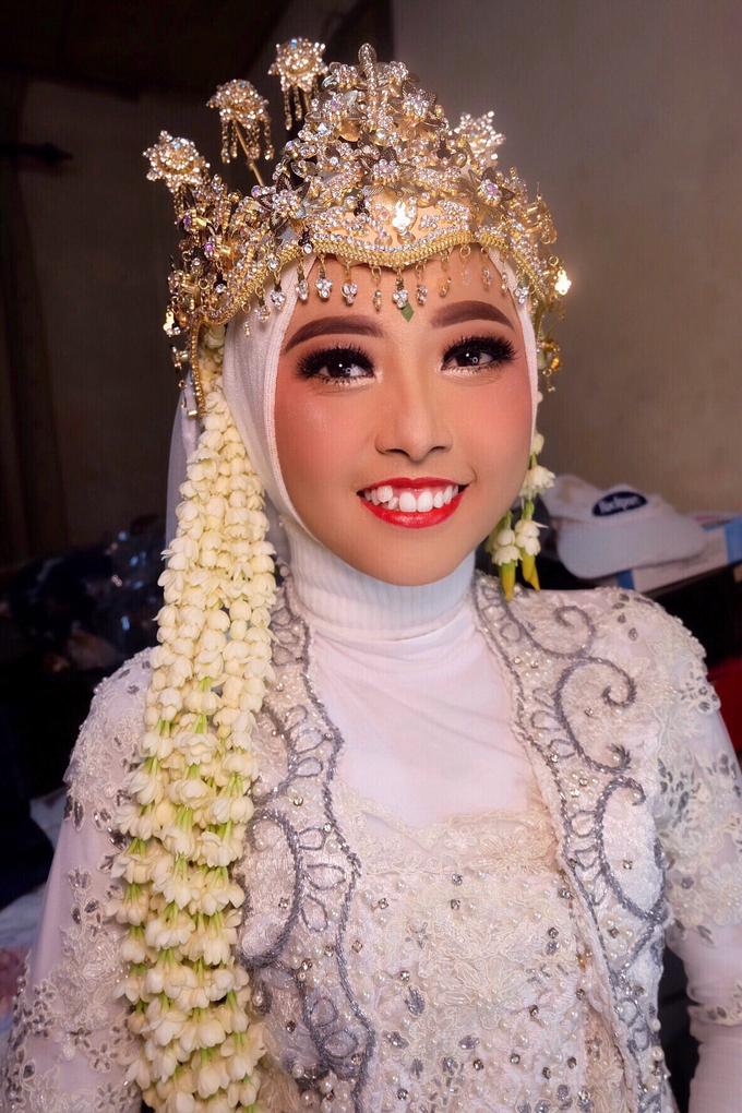 Makeup Wedding By Melani Indrawan by Melani Indrawan - 013