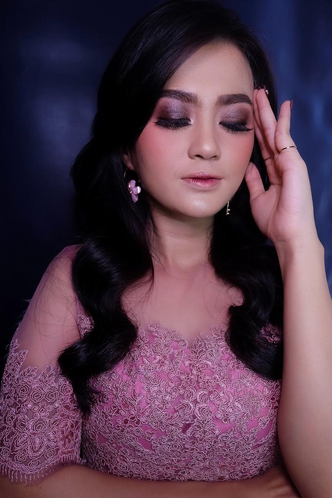 Makeup Wedding By Melani Indrawan by Melani Indrawan - 014