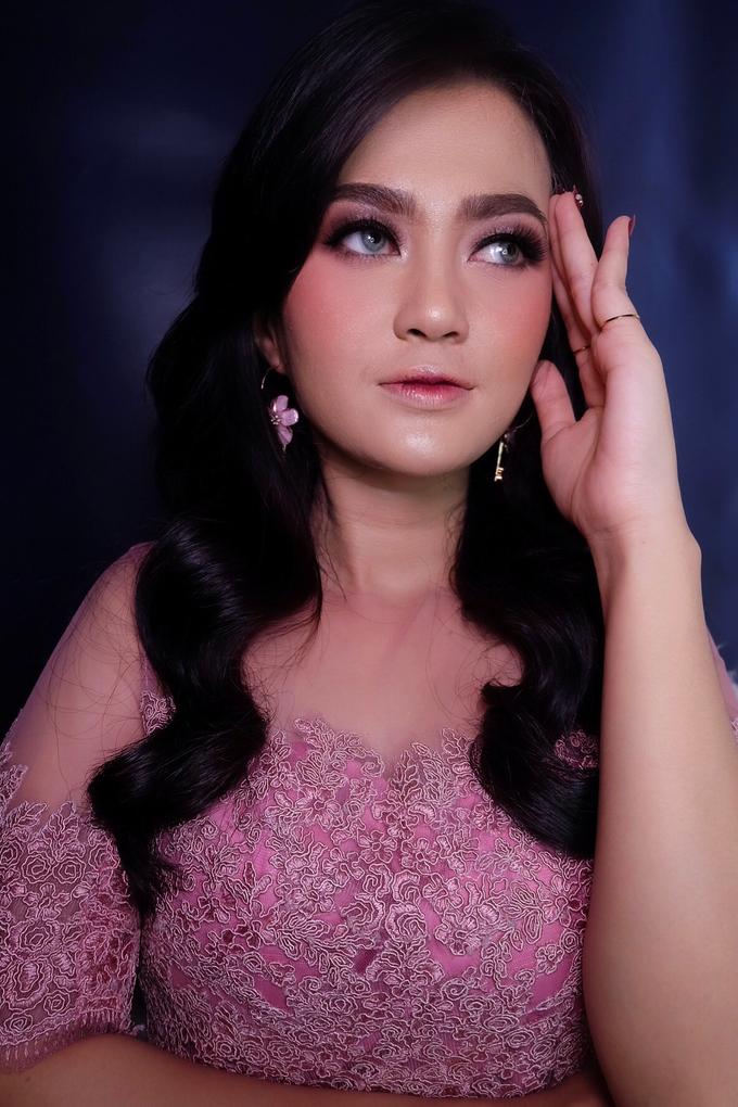 Makeup Wedding By Melani Indrawan by Melani Indrawan - 015