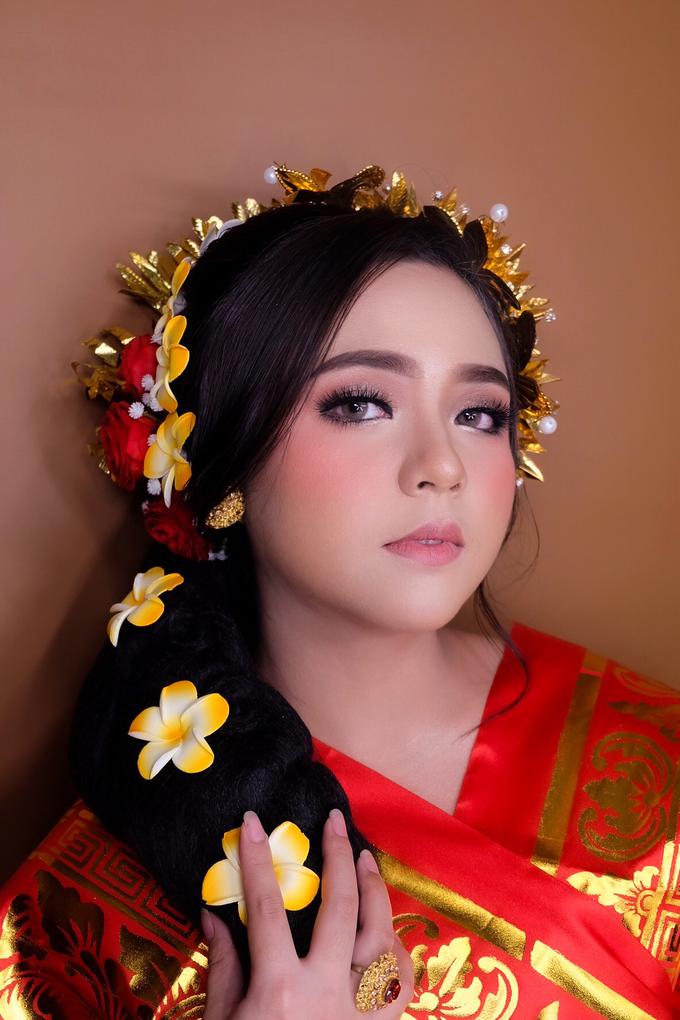 Makeup Wedding By Melani Indrawan by Melani Indrawan - 017