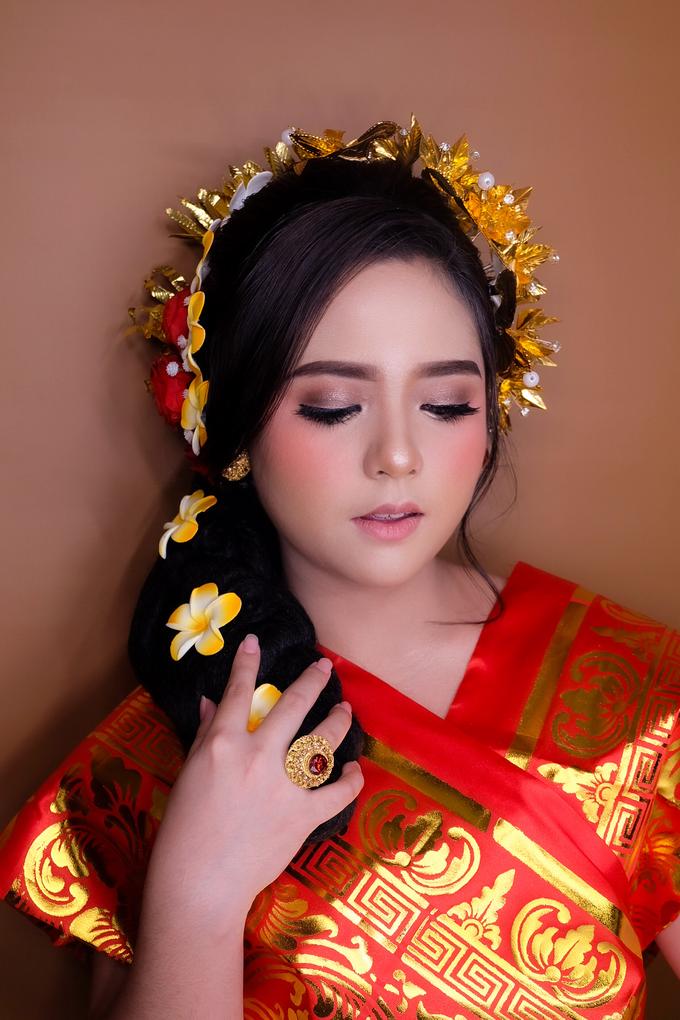 Makeup Wedding By Melani Indrawan by Melani Indrawan - 016