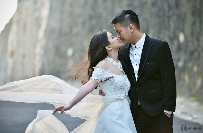 Prewedding of Calvin and Leoni by THL Photography - 007