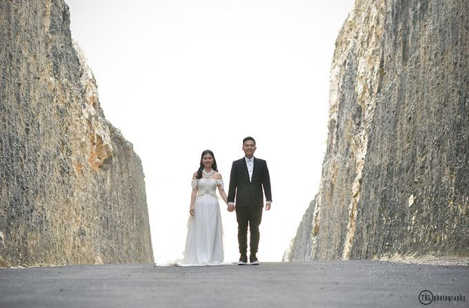 Prewedding of Calvin and Leoni by THL Photography - 008