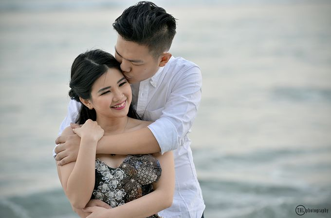 Prewedding of Calvin and Leoni by THL Photography - 009