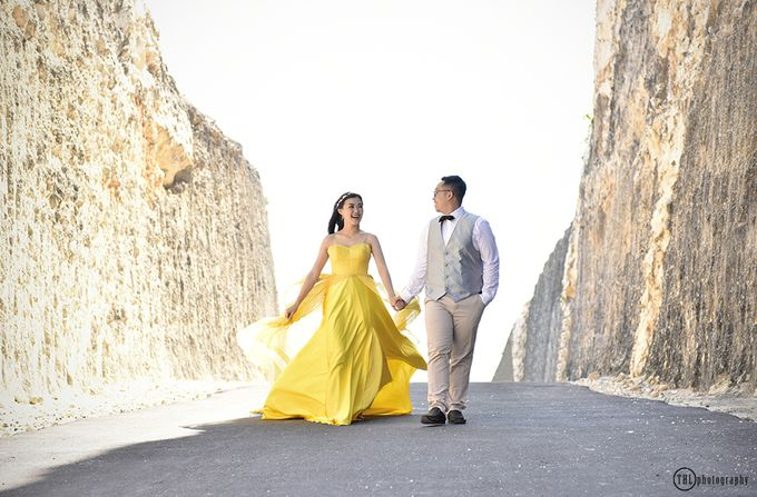 Prewedding of Willy & Wenny by THL Photography - 015