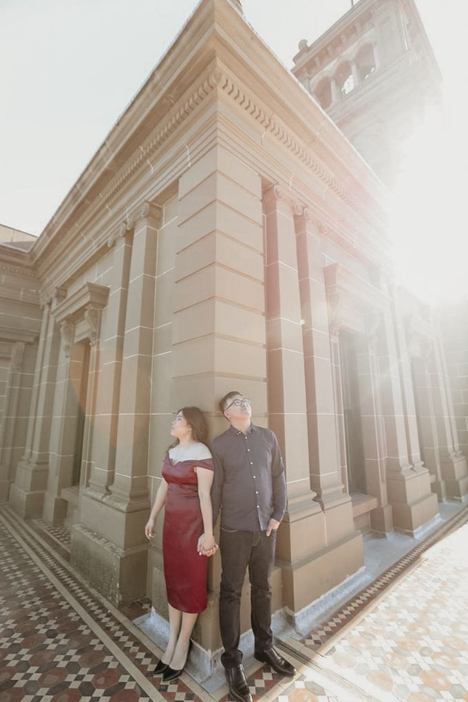 Melbourne | Prewedding Jeffri & Jessica by Monchichi - 022