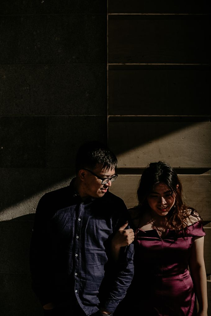Melbourne | Prewedding Jeffri & Jessica by Monchichi - 024