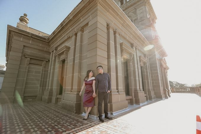 Melbourne | Prewedding Jeffri & Jessica by Monchichi - 027