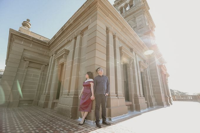 Melbourne | Prewedding Jeffri & Jessica by Monchichi - 030