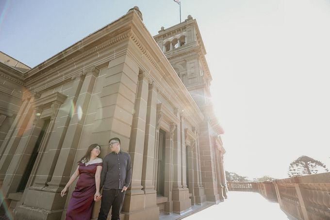 Melbourne | Prewedding Jeffri & Jessica by Monchichi - 036