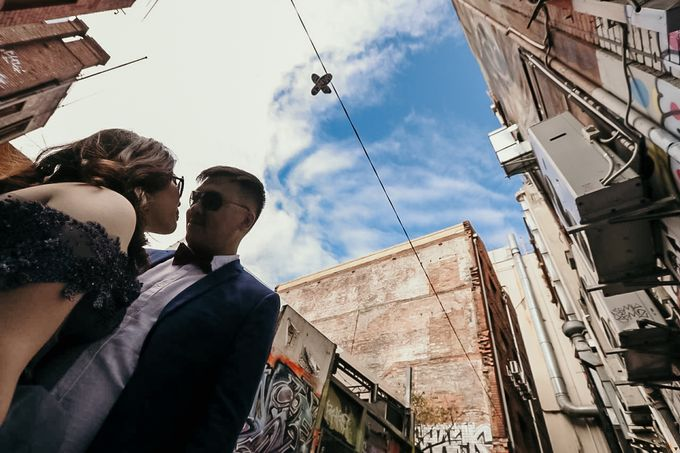 Melbourne | Prewedding Jeffri & Jessica by Monchichi - 035