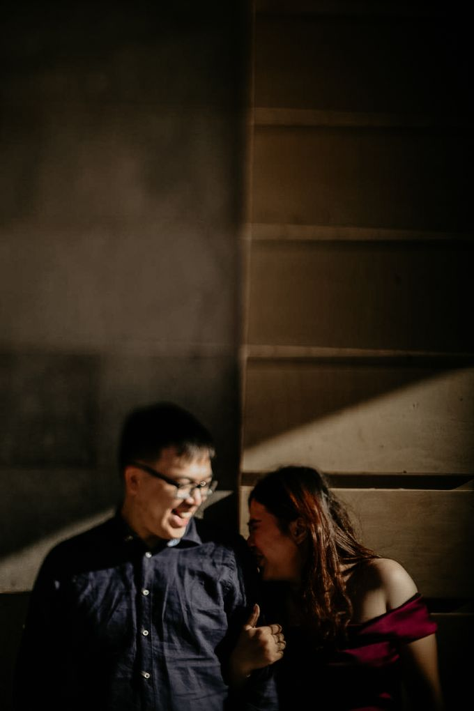 Melbourne | Prewedding Jeffri & Jessica by Monchichi - 040