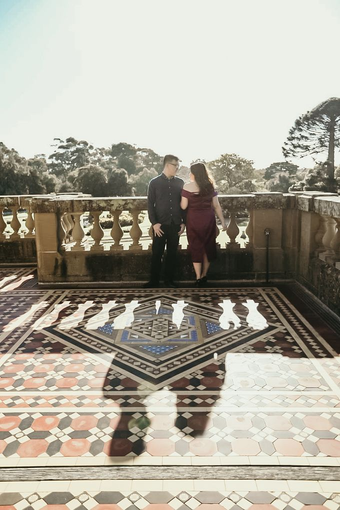 Melbourne | Prewedding Jeffri & Jessica by Monchichi - 041