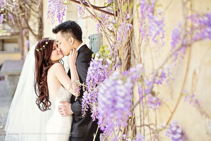Bobby and Ruth concertlike wedding and dreamy Prewedding by Wong Hang Distinguished Tailor - 002