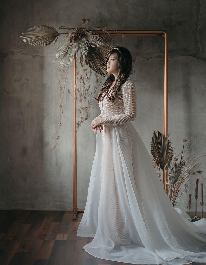 William & Melissa by METTA FEBRIYAN bridal & couture - 009