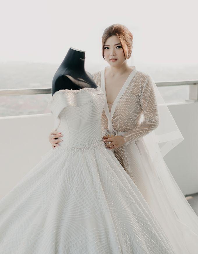 William & Melissa by METTA FEBRIYAN bridal & couture - 006