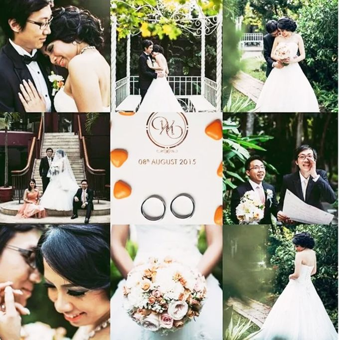 William and Mellisa by Vidi Daniel Makeup Artist managed by Andreas Zhu - 003