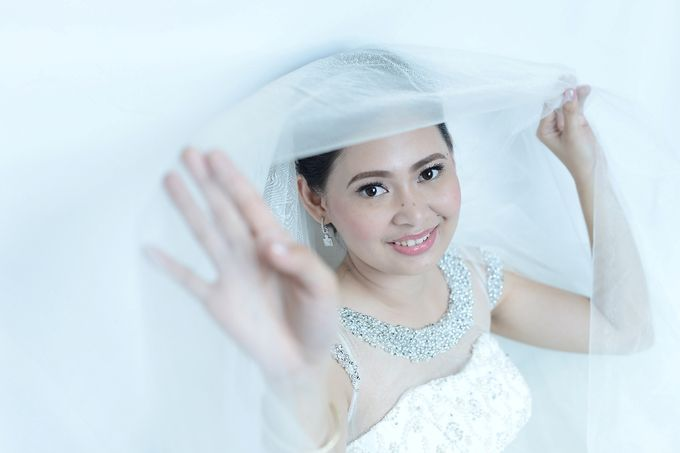 Real Brides by Melody Tinoy Makeup Artist - 017