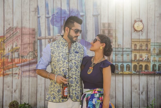 This Time for Africa - Rimi & Kunal by Vivaah Weddings - 011