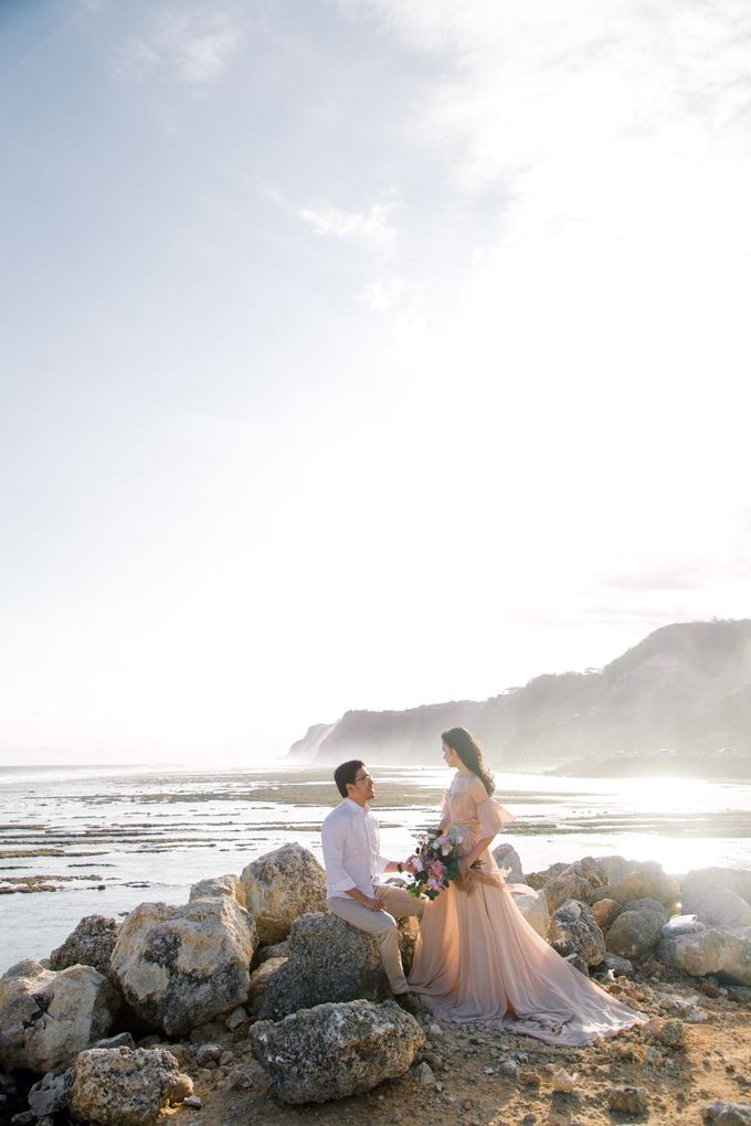 Melvin and Rika Bali Prewedding by Jessica Huang - 001
