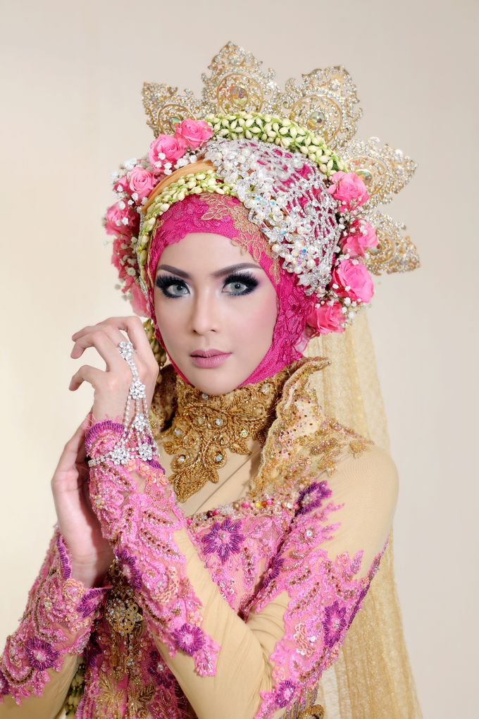 Photoshoot Wedding Model 2 by Dian Salon - 004