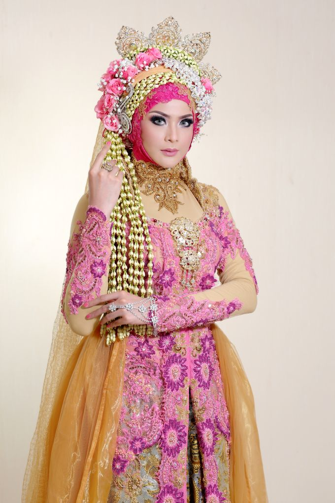 Photoshoot Wedding Model 2 by Dian Salon - 008