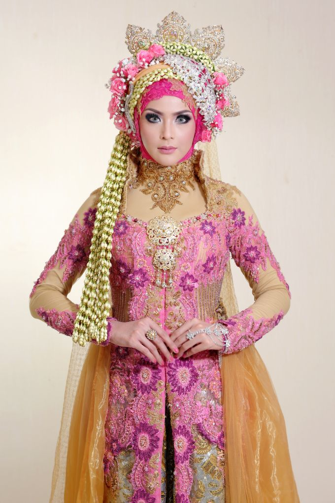 Photoshoot Wedding Model 2 by Dian Salon - 011