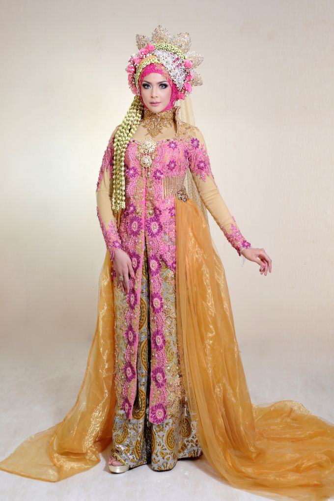 Photoshoot Wedding Model 2 by Dian Salon - 009