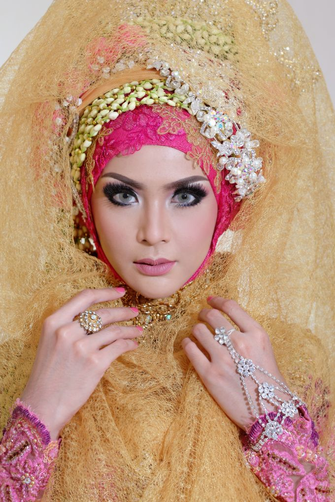 Photoshoot Wedding Model 2 by Dian Salon - 012