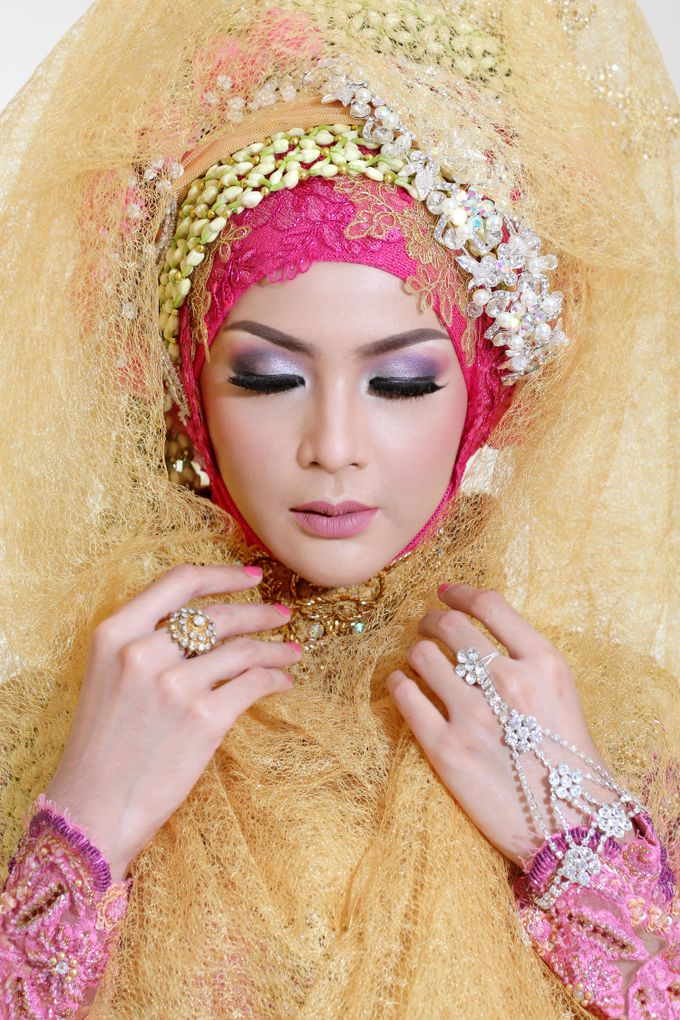 Photoshoot Wedding Model 2 by Dian Salon - 013