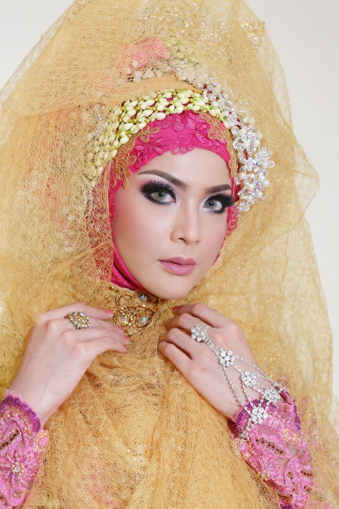Photoshoot Wedding Model 2 by Dian Salon - 010