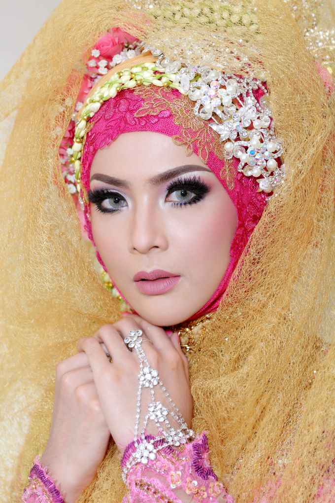 Photoshoot Wedding Model 2 by Dian Salon - 005