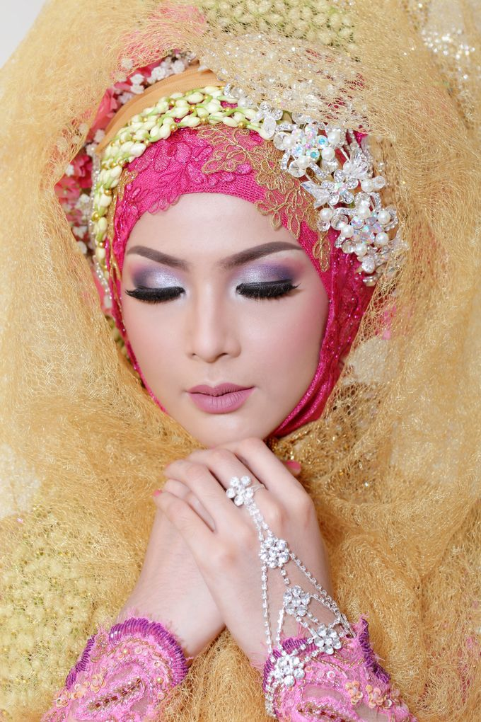 Photoshoot Wedding Model 2 by Dian Salon - 007
