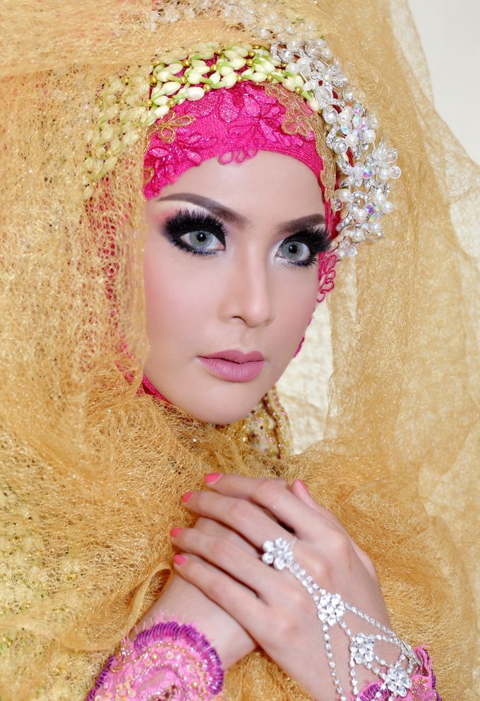Photoshoot Wedding Model 2 by Dian Salon - 001