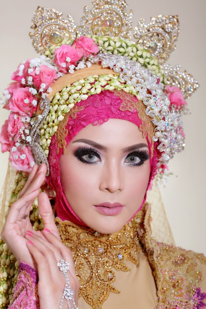 Photoshoot Wedding Model 2 by Dian Salon - 006