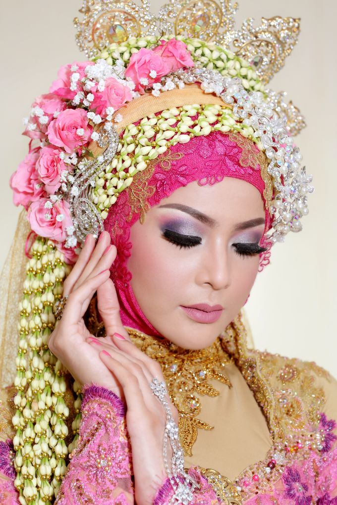 Photoshoot Wedding Model 2 by Dian Salon - 003