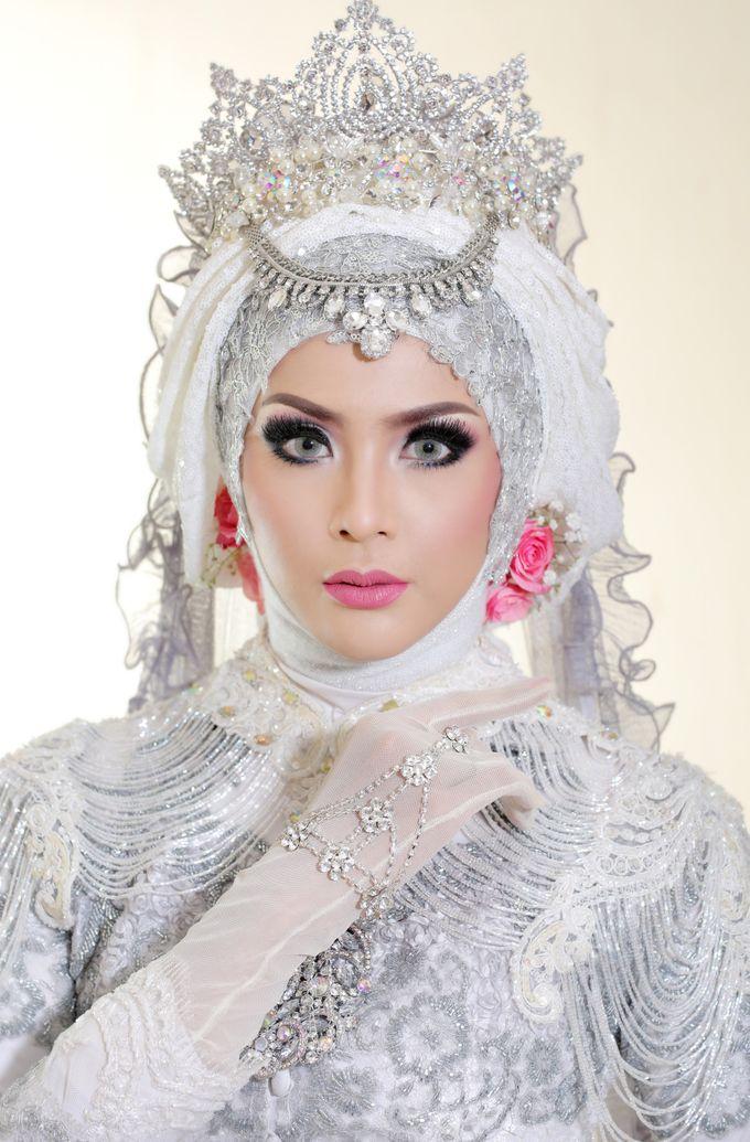 Photoshoot Wedding Model 1 by Dian Salon - 007