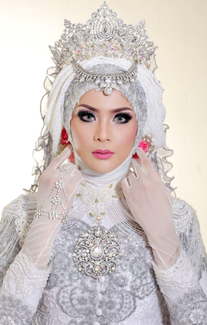 Photoshoot Wedding Model 1 by Dian Salon - 002