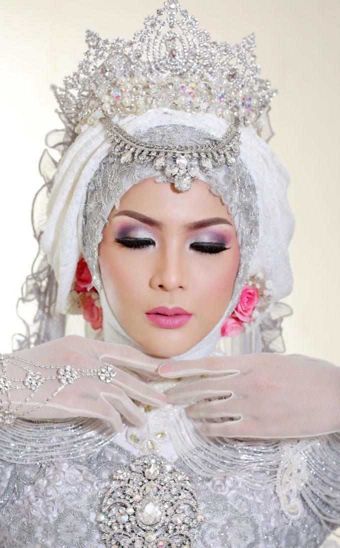 Photoshoot Wedding Model 1 by Dian Salon - 009
