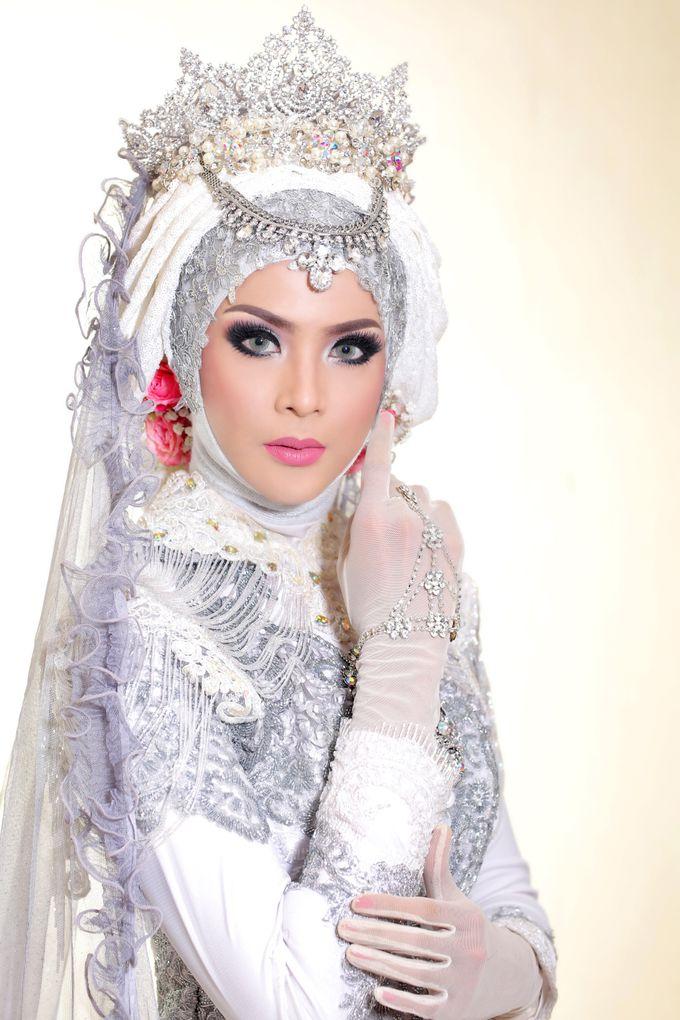 Photoshoot Wedding Model 1 by Dian Salon - 005