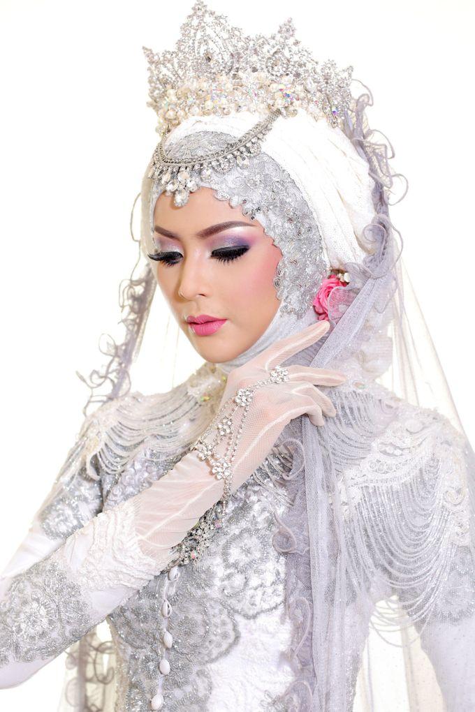 Photoshoot Wedding Model 1 by Dian Salon - 010