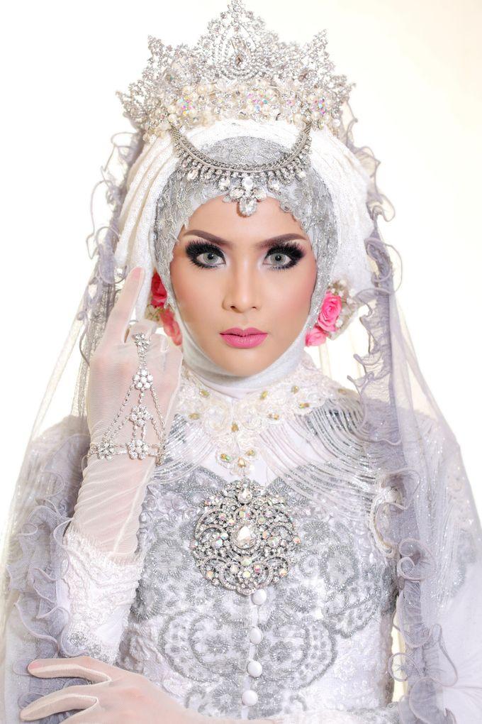 Photoshoot Wedding Model 1 by Dian Salon - 003
