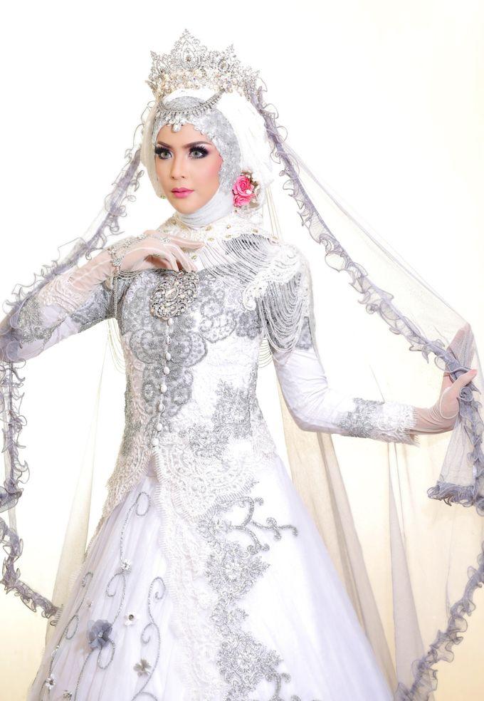 Photoshoot Wedding Model 1 by Dian Salon - 006