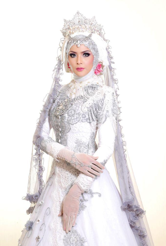 Photoshoot Wedding Model 1 by Dian Salon - 013