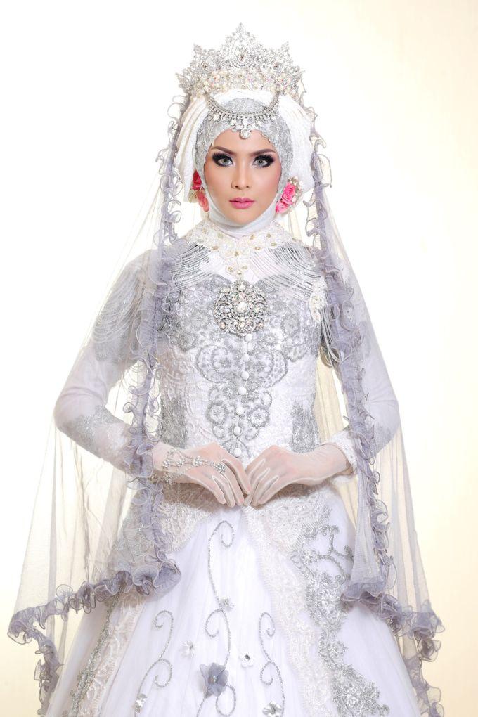 Photoshoot Wedding Model 1 by Dian Salon - 011