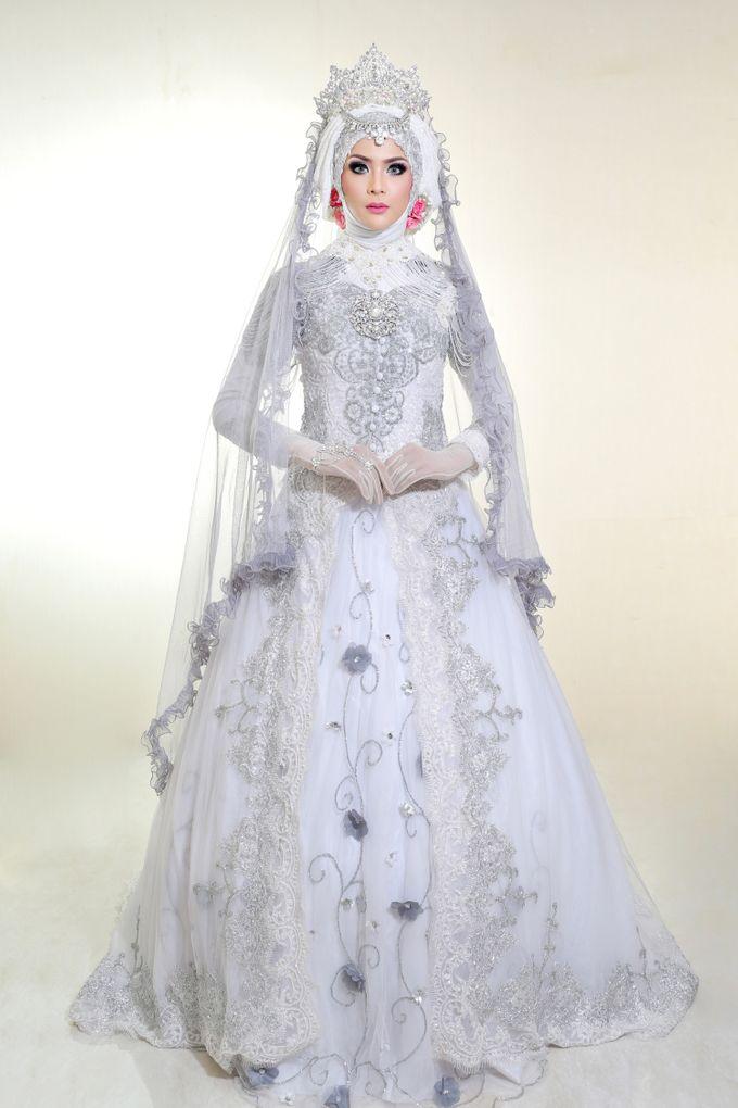 Photoshoot Wedding Model 1 by Dian Salon - 008