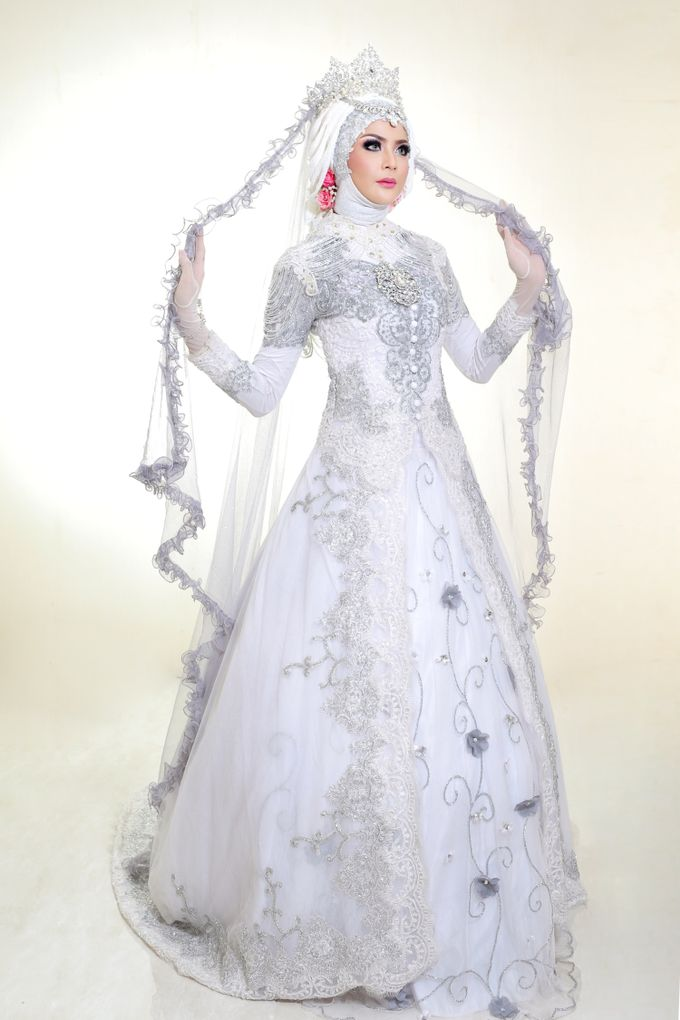 Photoshoot Wedding Model 1 by Dian Salon - 012
