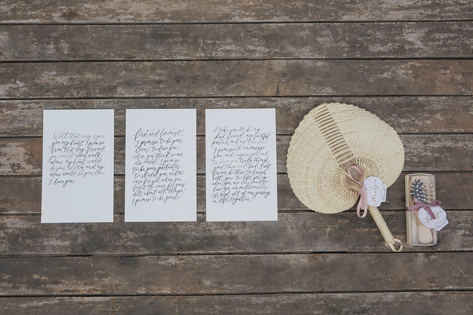 Calvin & Liestyani Wedding by Memoir Paperie - 003