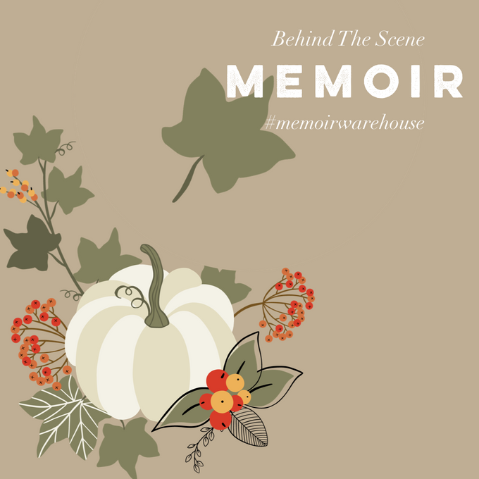 Sneak Peak of Memoir Warehouse by Memoir Paperie - 001