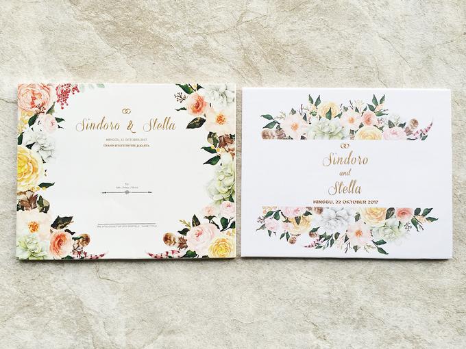 "The Wedding of ""Sindoro & Stella"" by Memoir Paperie - 001"